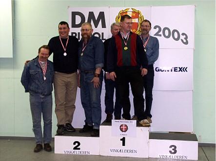 2003 - DM Luft hold Veteran