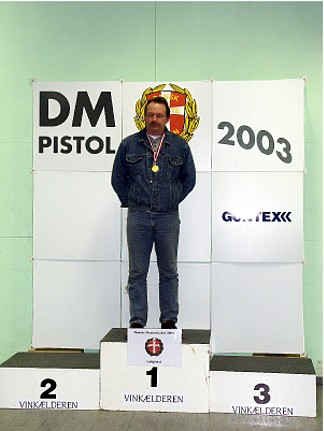 2003 - DM luft Kim Svendsen