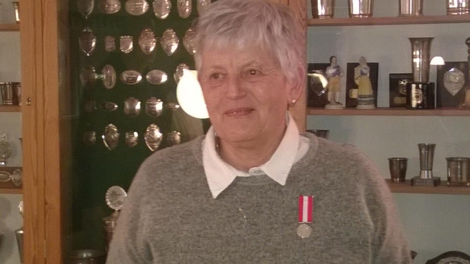 2017 - Mie Nordendorf - Æresmedlem