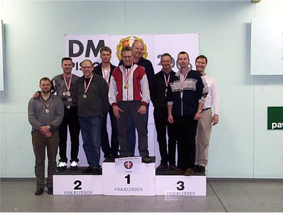 2003 - DM Luft hold Senior