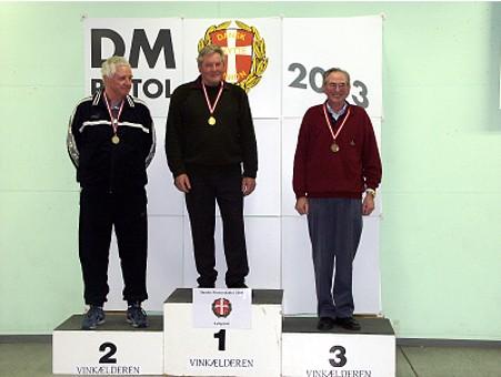 2003 - DM luft Nils og Per Nordendorf