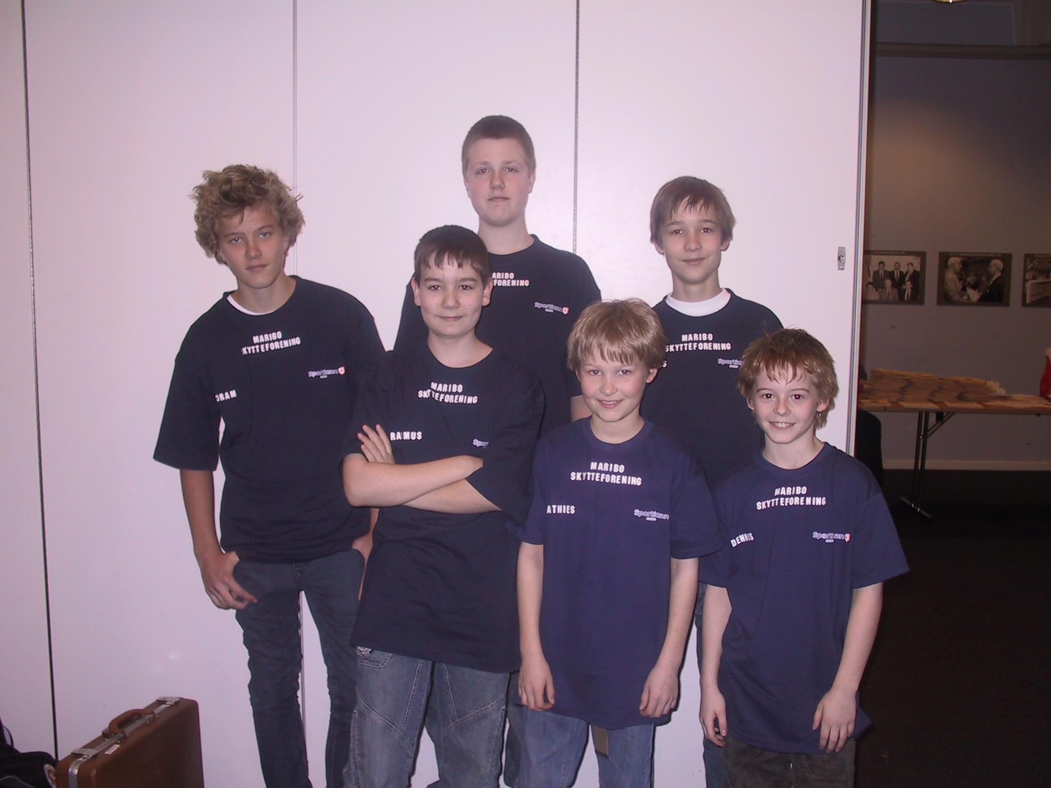 2008 - DM Herning