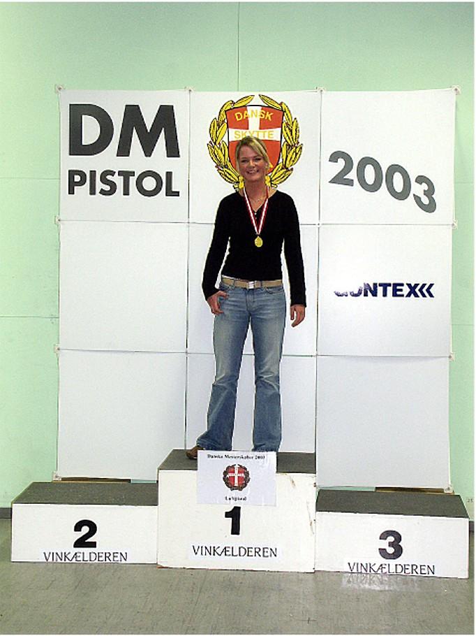 2003 - DM luft Sisse
