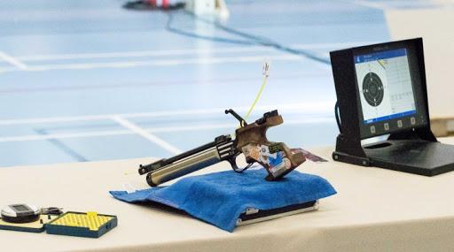 Pistol træning